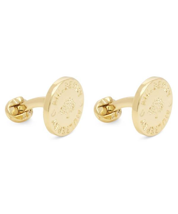 Button Screw Cufflinks