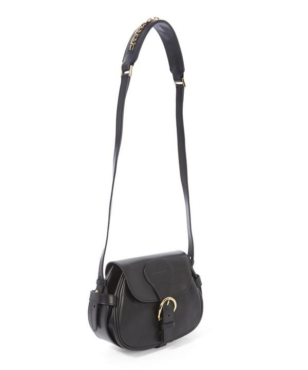 Chain Vegetan Satchel