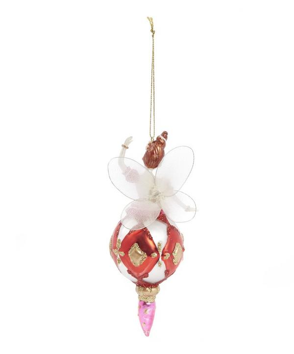 Nutcracker Ballerina Decoration