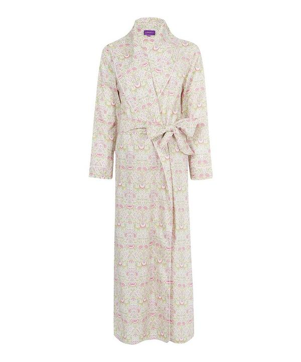 Lodden Long Cotton Robe