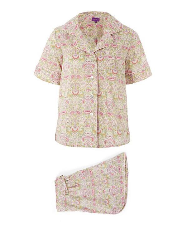 Lodden Short Cotton Pyjama Set