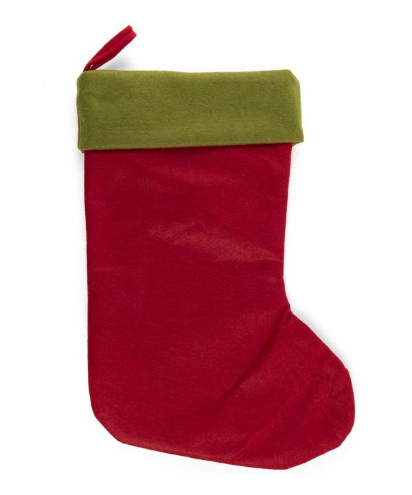 Night Before Toys Teddy Bear Stocking