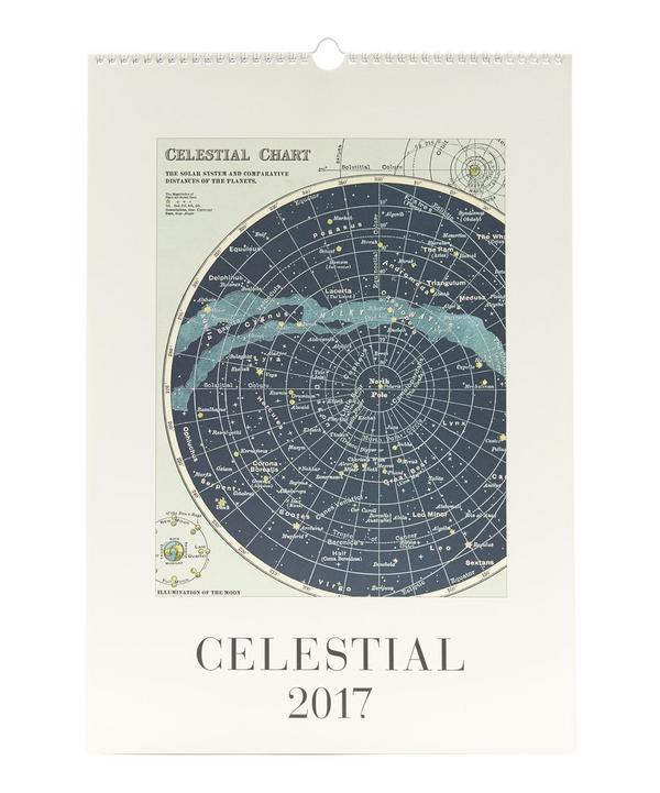 Celestial 2017 Wall Calendar