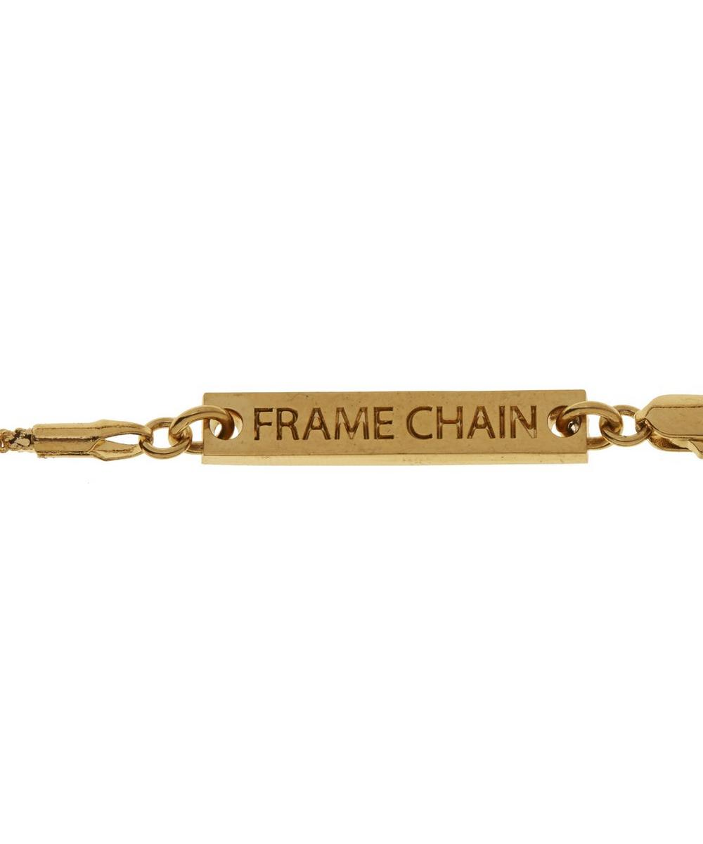 Gold Plated Tinsel Town Chain
