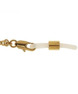 Gold Plated Daisy Chain Glasses Chain