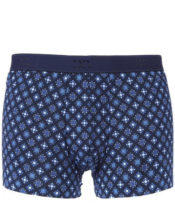 Star Geo Hipster Boxer Shorts