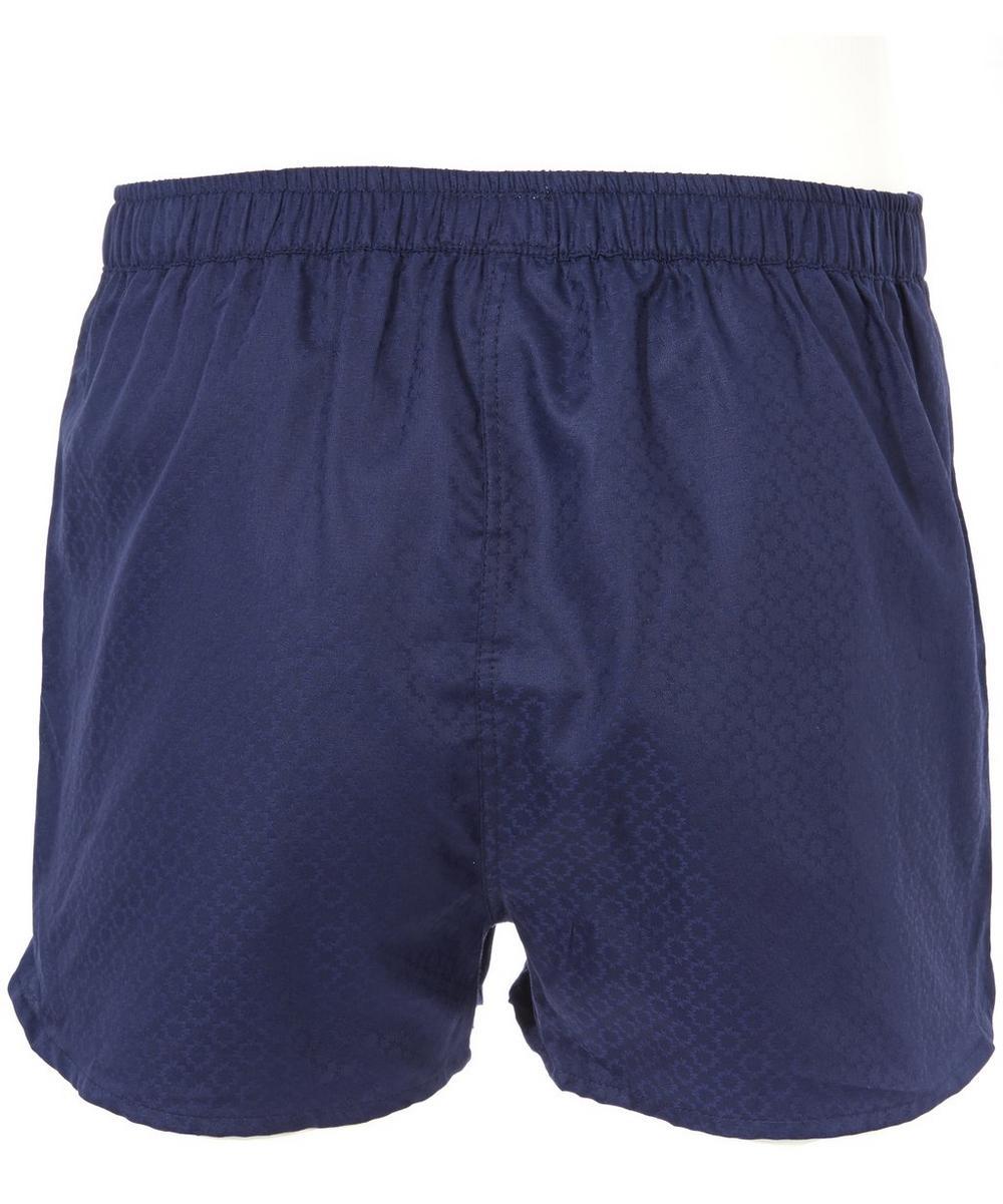 Jacquard Star Boxer Shorts