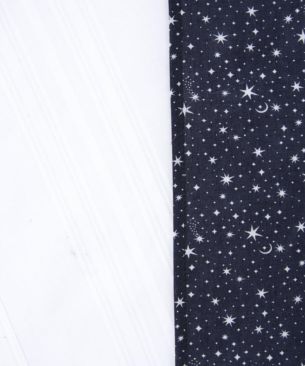 Star and Plain Hanky Set
