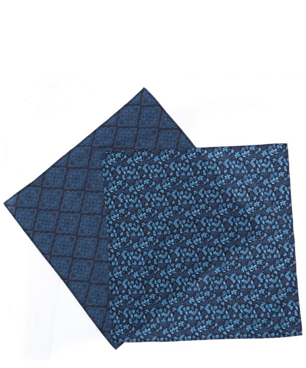Leaves Hanky Set