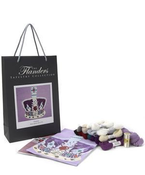 Crown Tapestry Kit