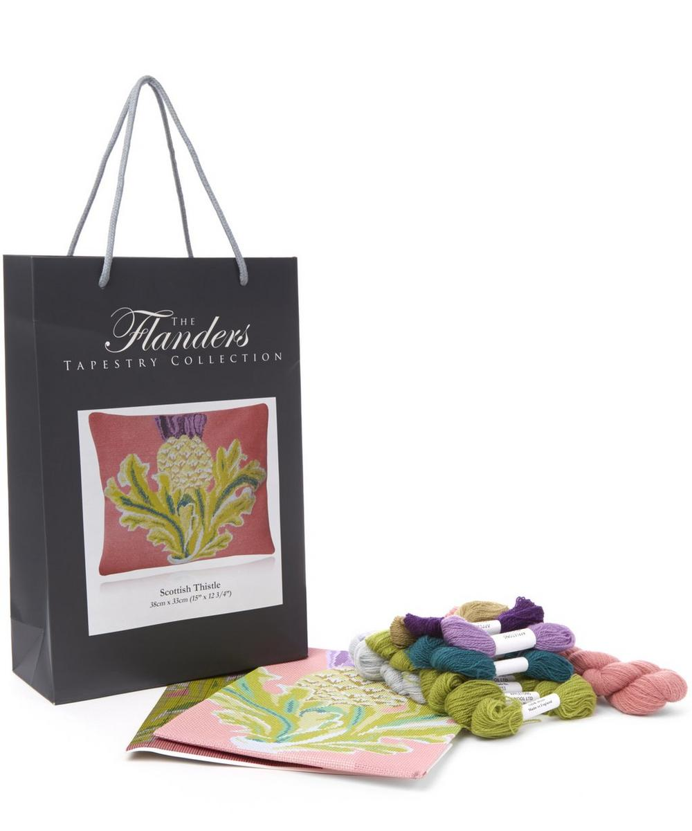 Scottish Thistle Tapestry Kit