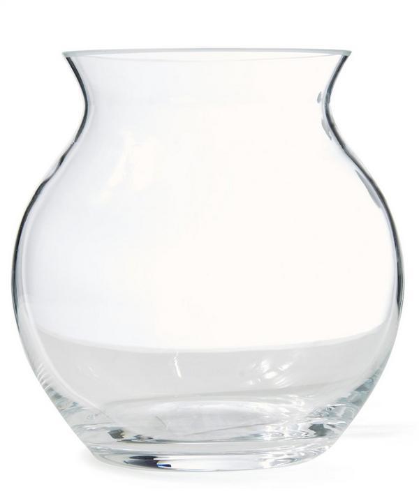 Crystal Flower Garden Spray Vase