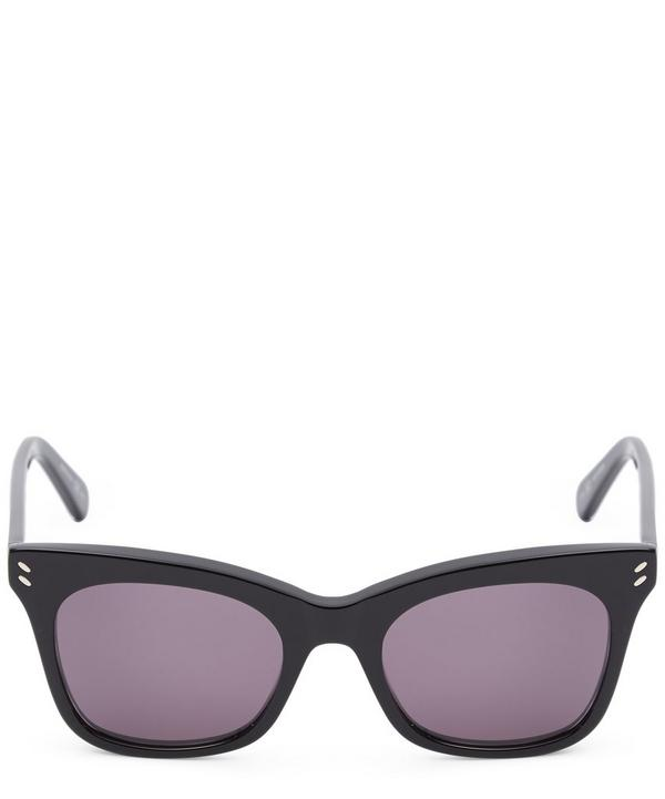Squared Cateye Sunglasses