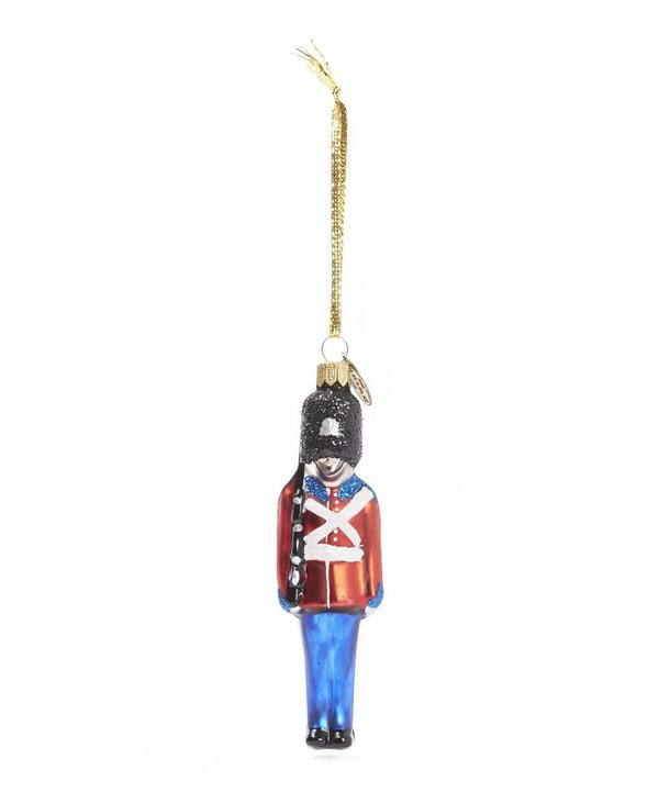 Guard Christmas Decoration