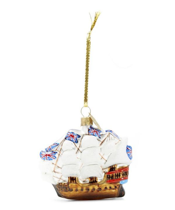 Mayflower Weathervane Decoration
