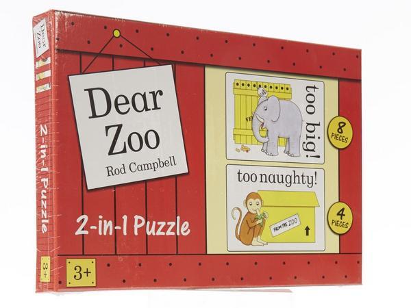 Rod Campbell Dear Zoo