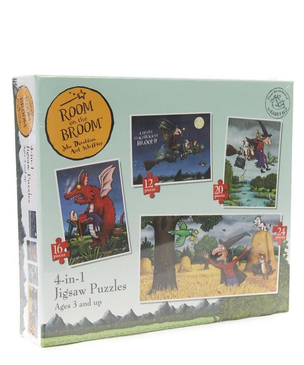 Room On The Broom Jigsaw Puzzle