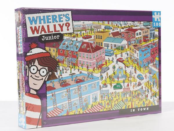 Where's Wally In Town