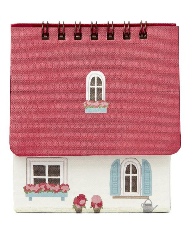 Country Cottage 2017 Three Dimensional Calendar