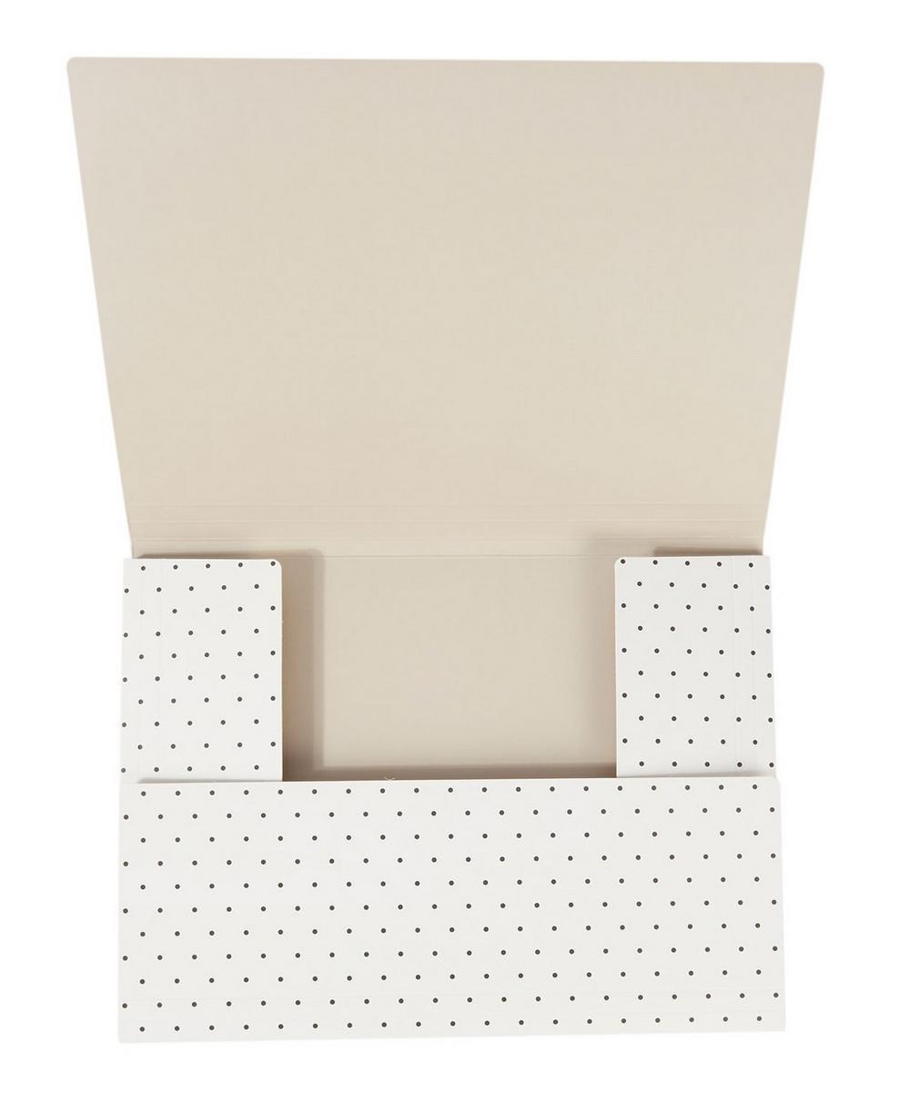 Bikini Dot Folio Set