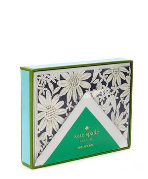 Daisy Lace Notecard Set