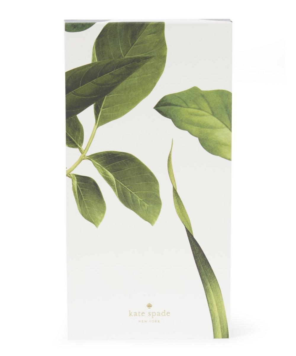 Leaves Large Notepad