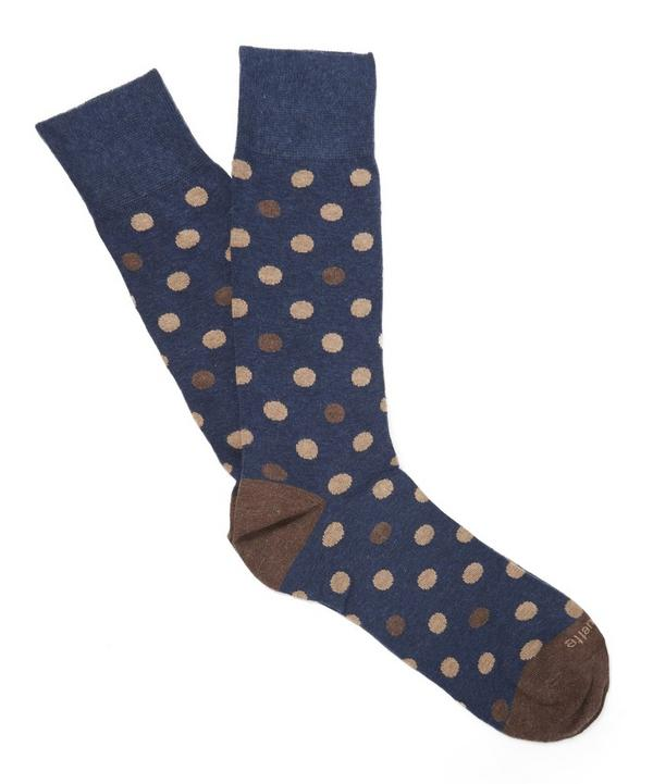 Mix Polka Dot Socks
