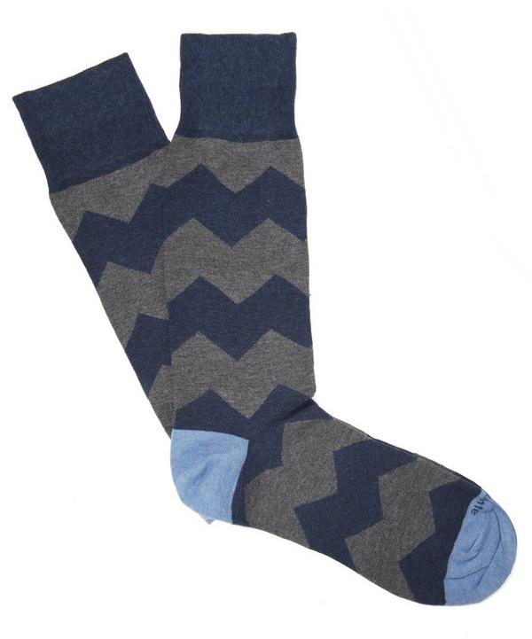 Everest Zig Zag Socks