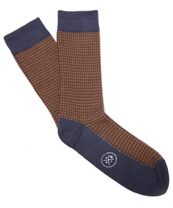 Georgie Birdseye Socks