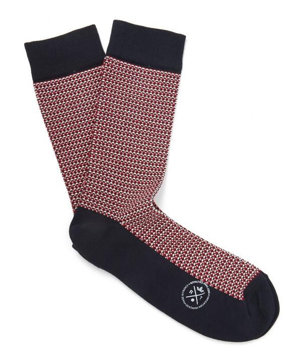 Georgie Birdseye Socks