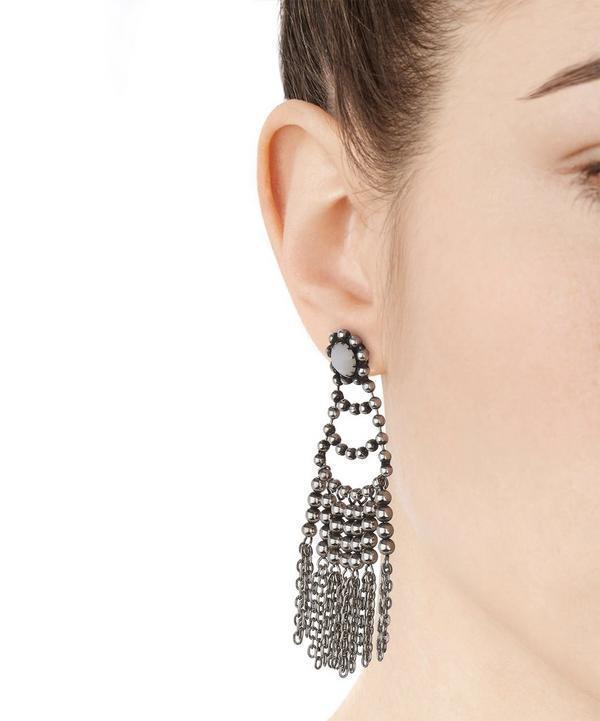 Dolci Fringe Earrings