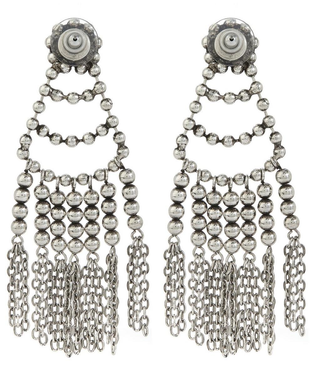 Dolci Fringe Earrings