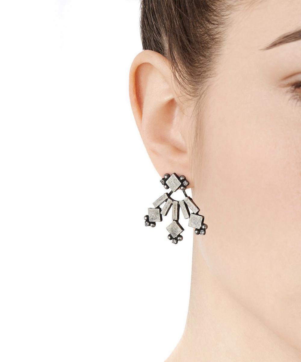 Plated Drava Earrings