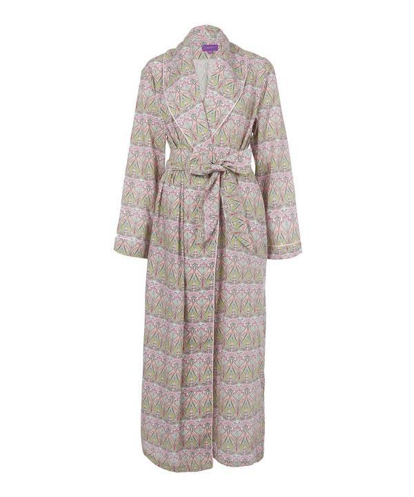 Ianthe Long Cotton Robe