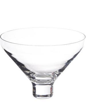 Sheer Crystal Conical Bowl