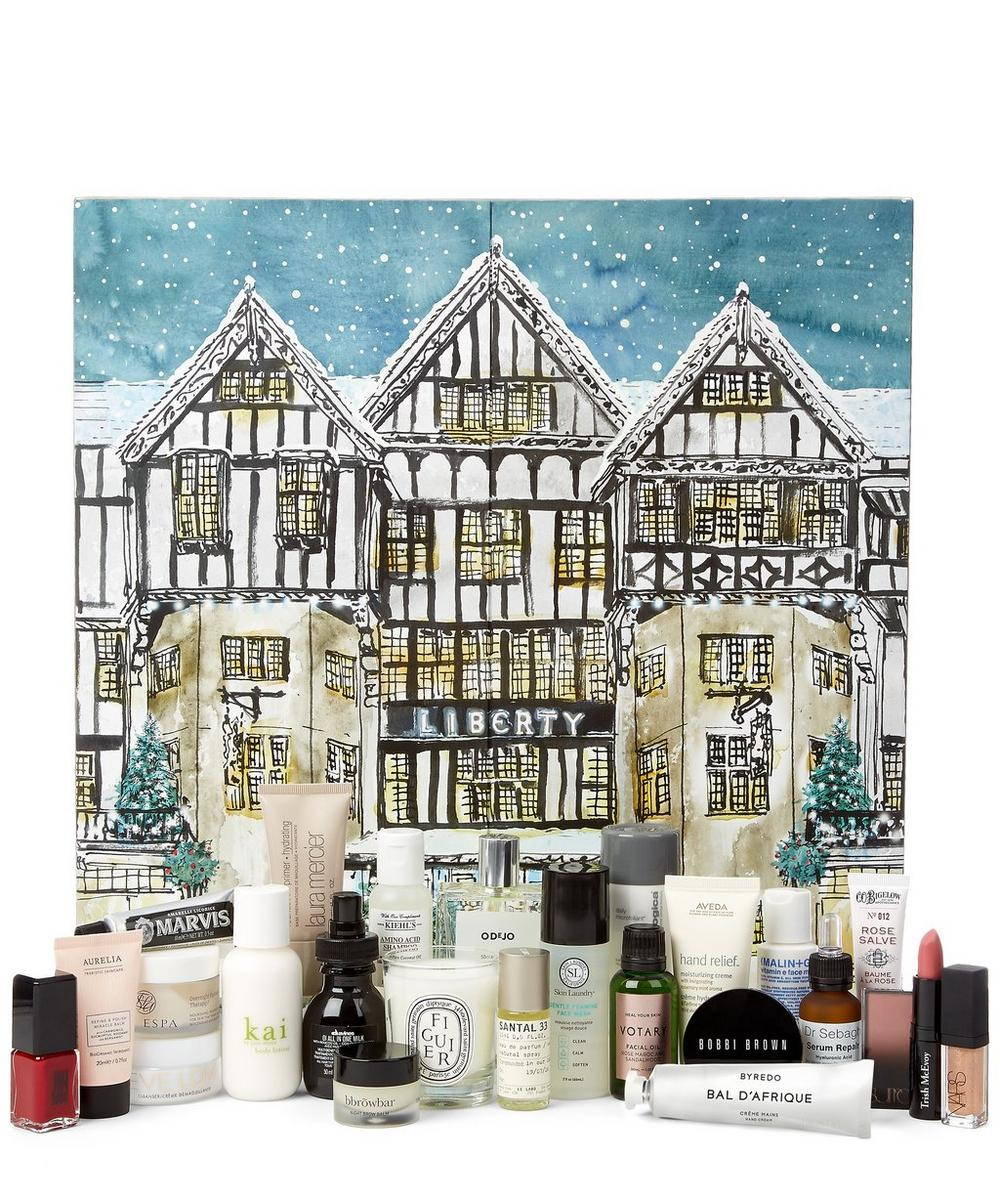 Beauty Advent Calendar 2016