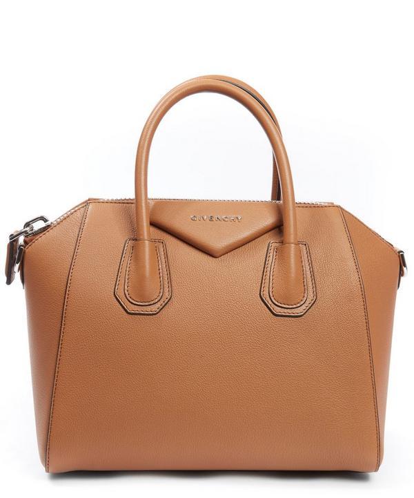 Small Antigona Sugar Shoulder Bag