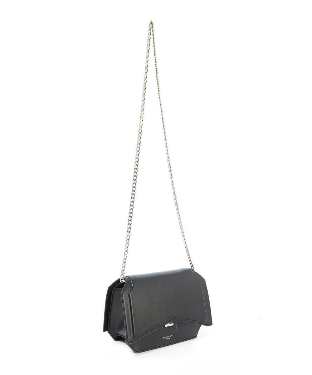 Bow Cut Shoulder Bag