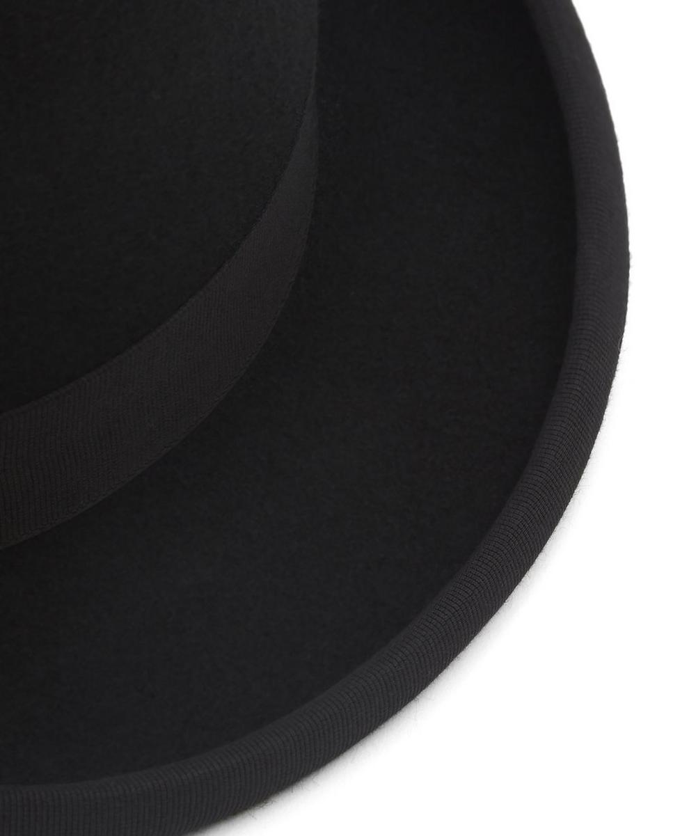 Wool Felt Bowler Hat