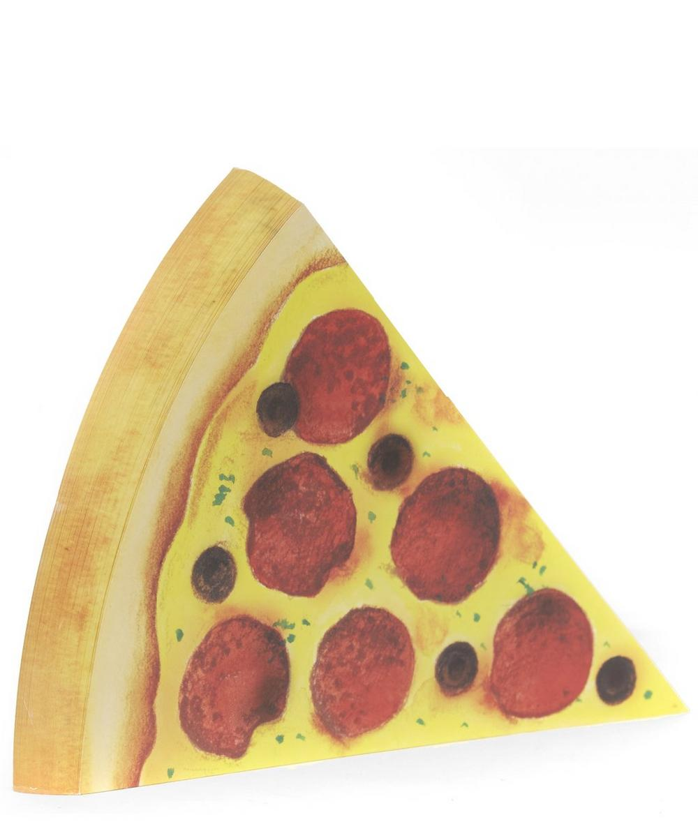 Pepperoni Pizza Memo Pad