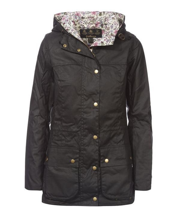 Edenham Lined Durham Waxed Jacket