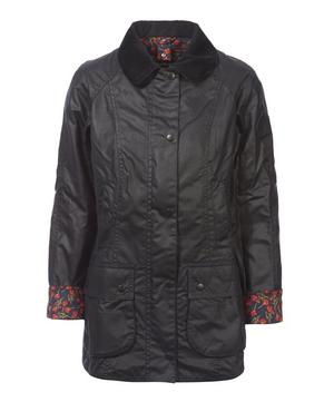 Ros Lined Waxed Beadnell Jacket