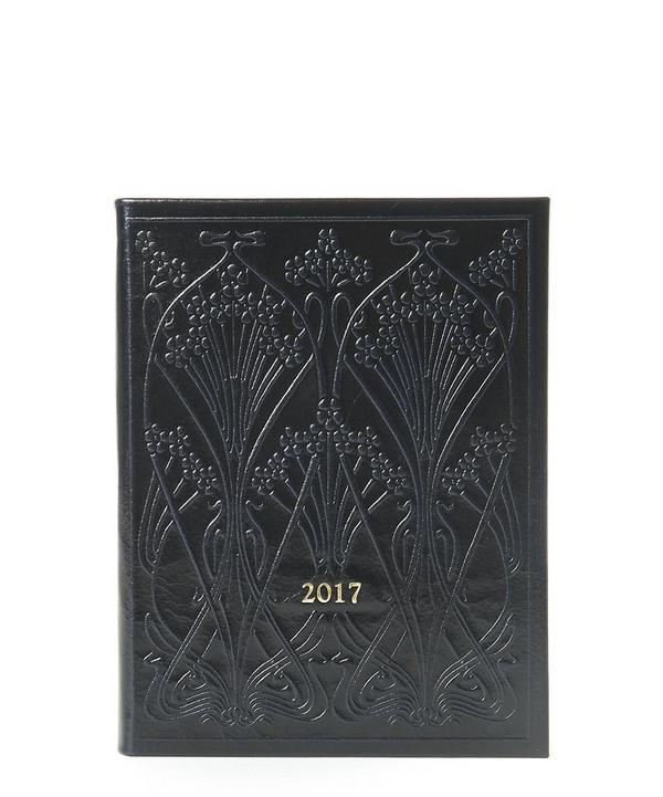 Liberty Print Medium 2017 Diary