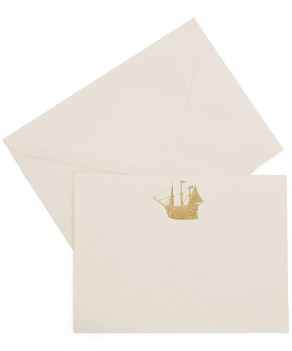 Liberty Ship Notecard Set