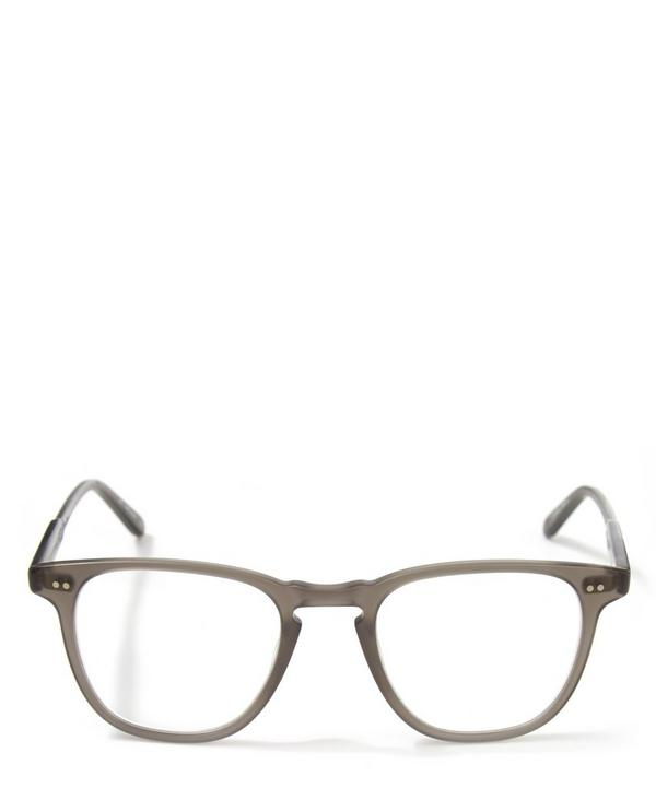 Matte  Brooks Glasses