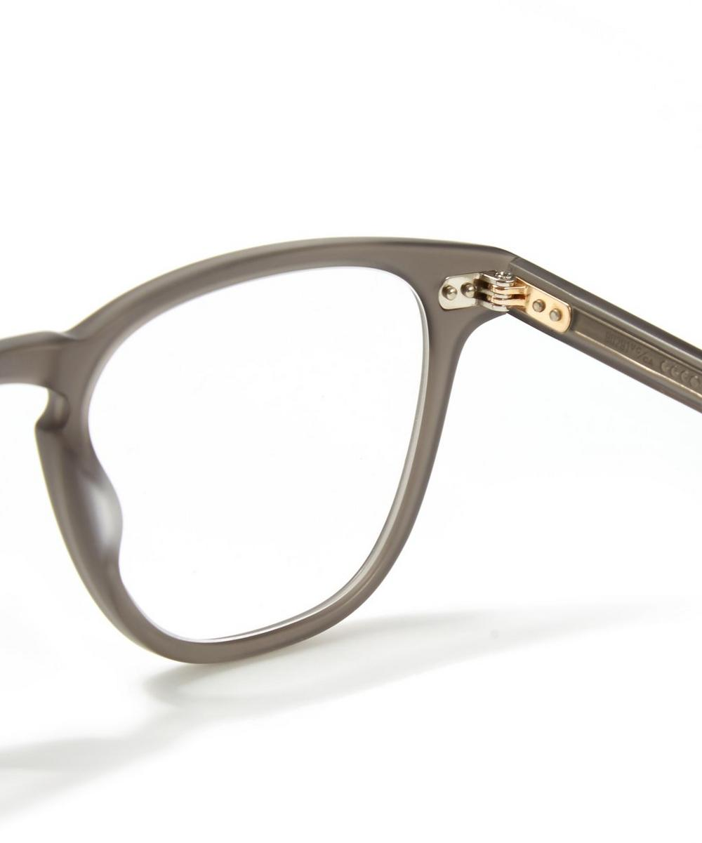 Matte  Brooks Glasses