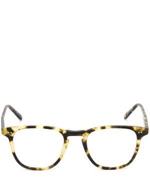 Matte Tortoiseshell Brooks Glasses