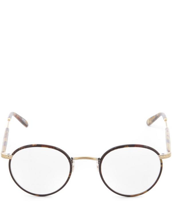 Matte Spotted Tortoise Wilson Optical Glasses