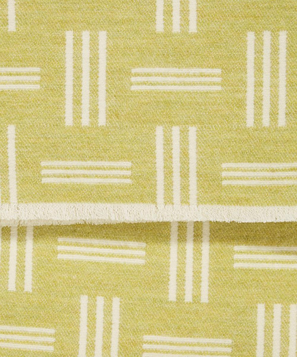 Iro Wool Blanket 130X180 CITRUS