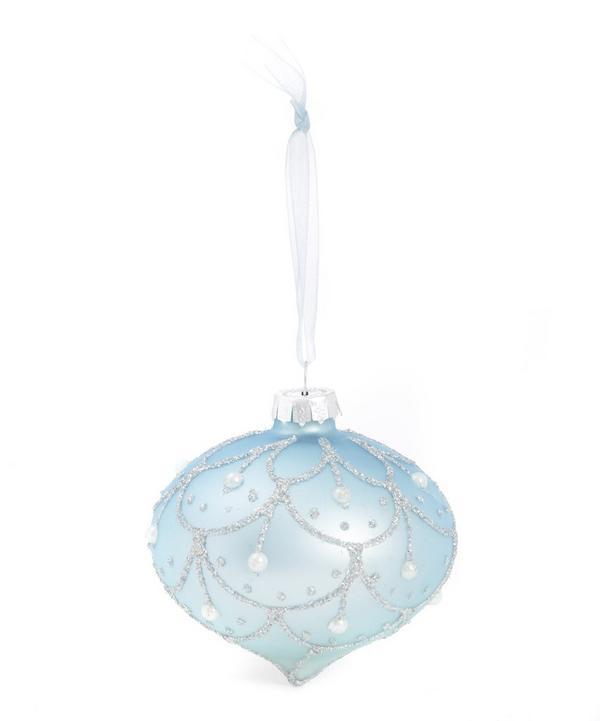 Pearl Draped Bauble